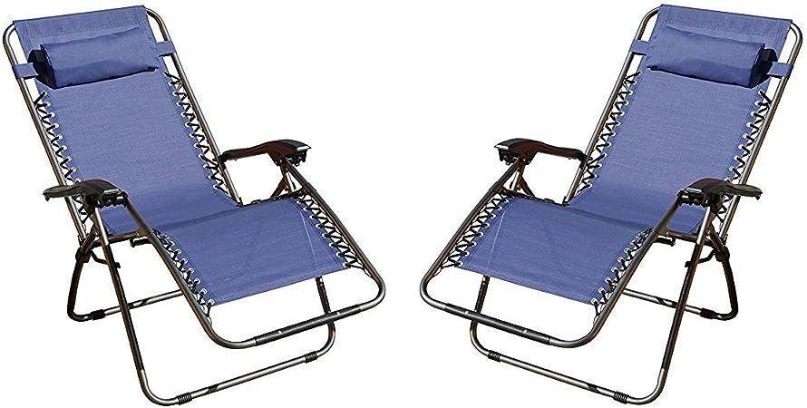 Amazon Com Akari Zero Gravity Chairs Adjustable Reclining Lounge