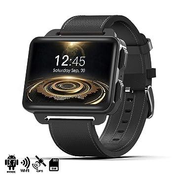 DAM. DMZ043BK. Smartwatch Phone Dm99 Android 5.1 con Pantalla Panorámica, WiFi, GPS