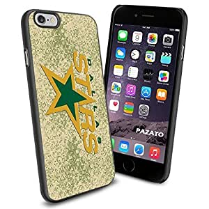 diy zhengNHL HOCKEY Dallas Stars Logo, Cool Ipod Touch 5 5th Smartphone Case Cover Collector iphone TPU Rubber Case Black