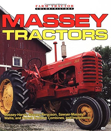 (Massey Tractors (Motorbooks International Farm Tractor Color History))