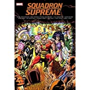 Amazon Lightning Deal 57% claimed: Squadron Supreme Classic Omnibus