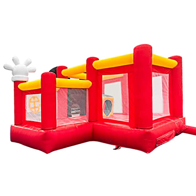 Amazon.com: Happybuy Castillo hinchable para rebote al aire ...
