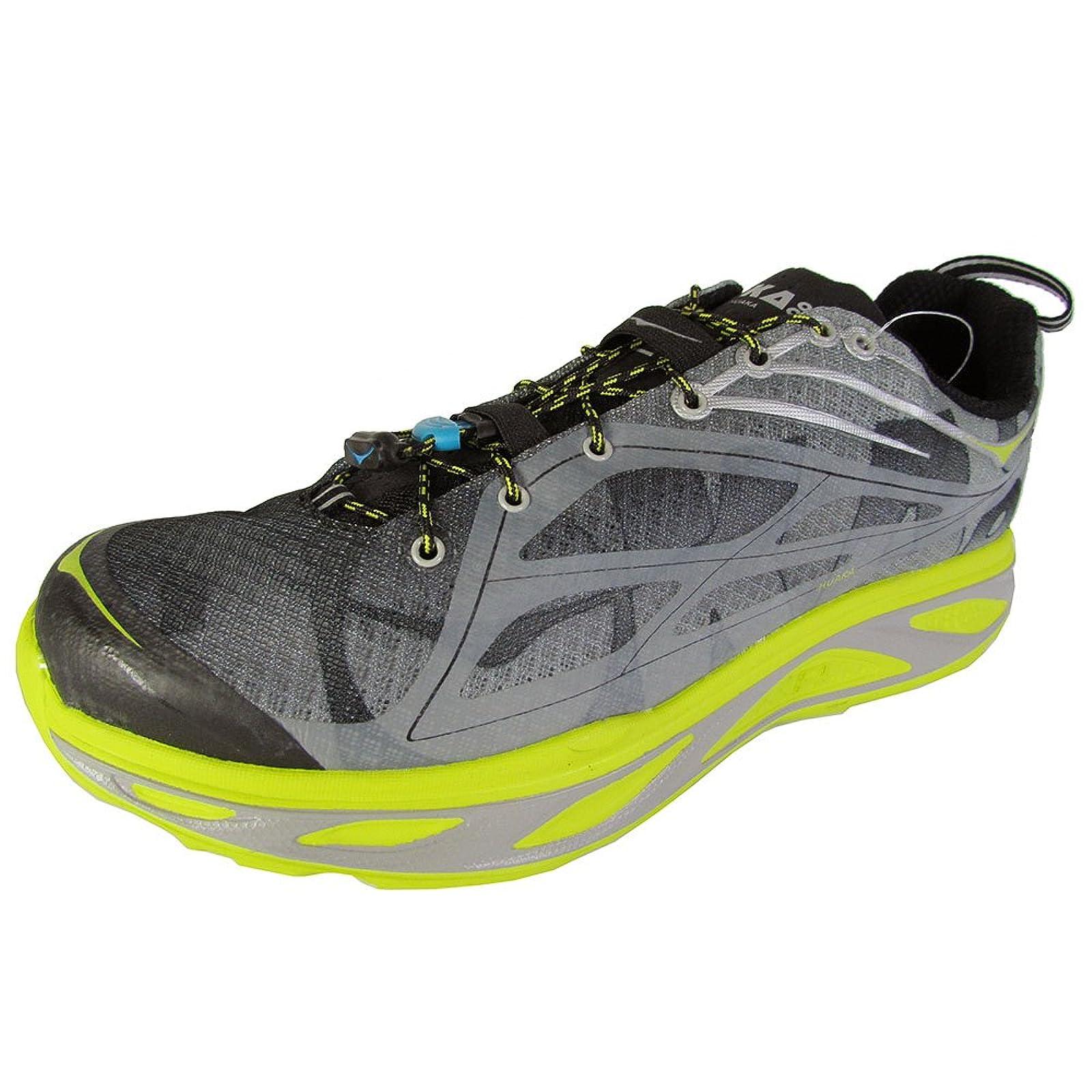 HOKA ONE ONE Mens Huaka Running Sneaker Shoe 8 M US - 5