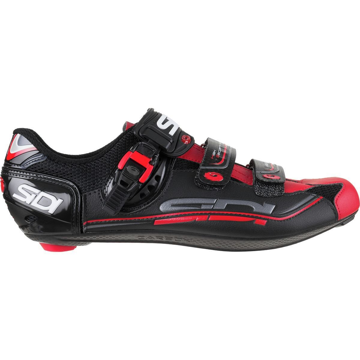 最新の激安 (シディ) Black/Red Sidi 28.5cm Genius 7 Carbon Shoe メンズ B07GFFK4M2 ロードバイクシューズBlack/Red [並行輸入品] 日本サイズ 28.5cm (44.5) Black/Red B07GFFK4M2, TASCAL:d20a6536 --- by.specpricep.ru
