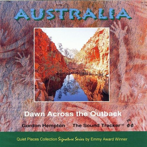 Australia: Dawn Across the Outback by Nature Recordings