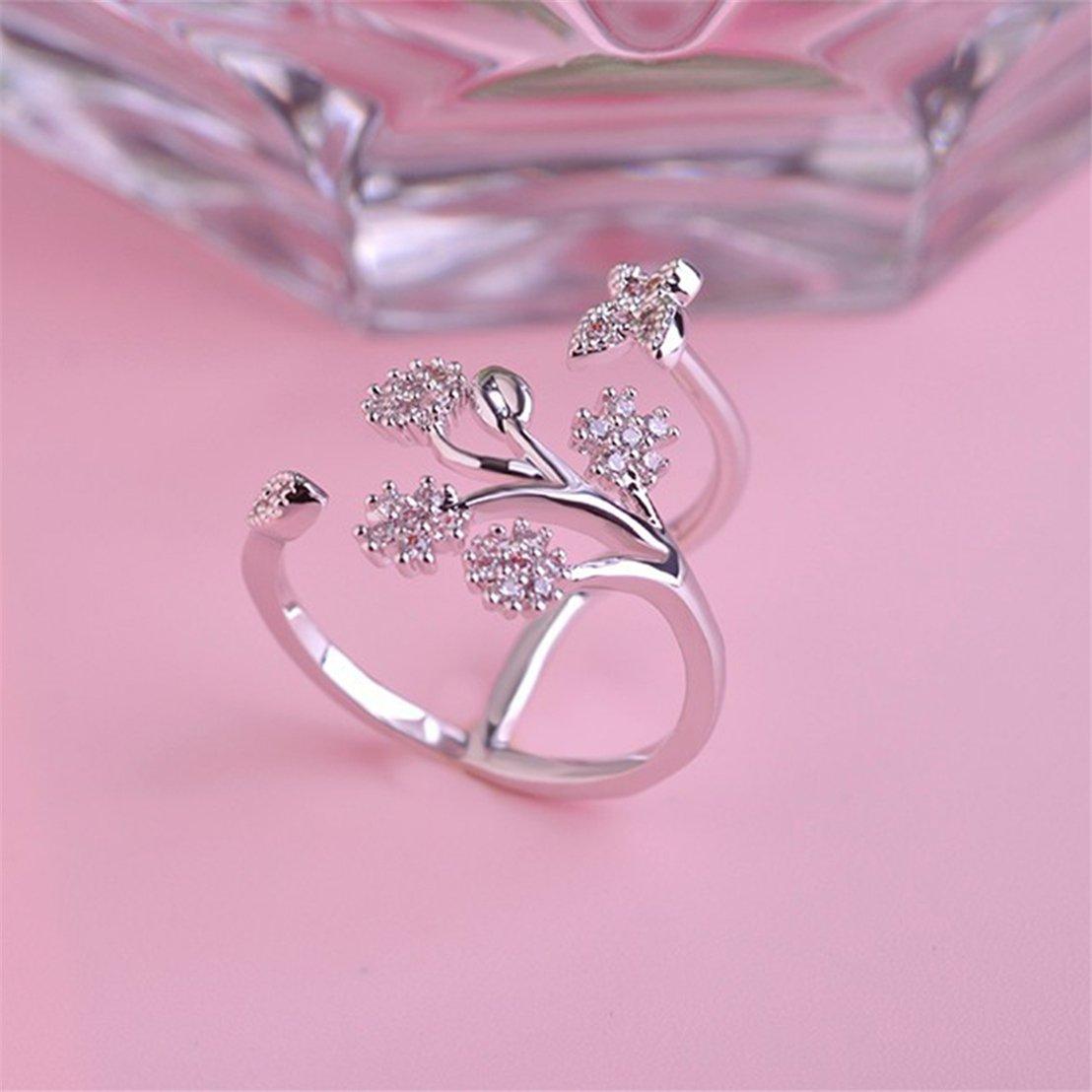 Amazon.com: OrliverHL Luxurious Copper Butterfly Flower Wedding ...