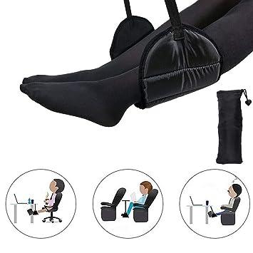 Tragbare Fuß Rest Durch Travel Fußstütze Hängematte Rest für Flugzeug  Office