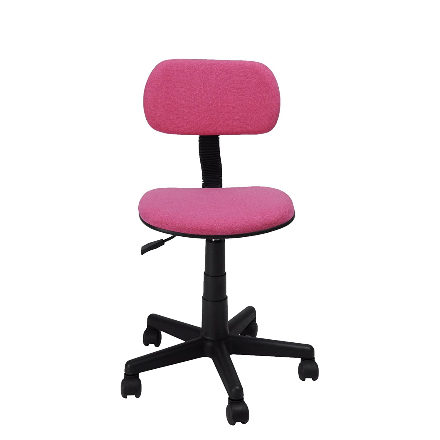 Pink Adjustable fice puter Chair for Kids Room Amazon