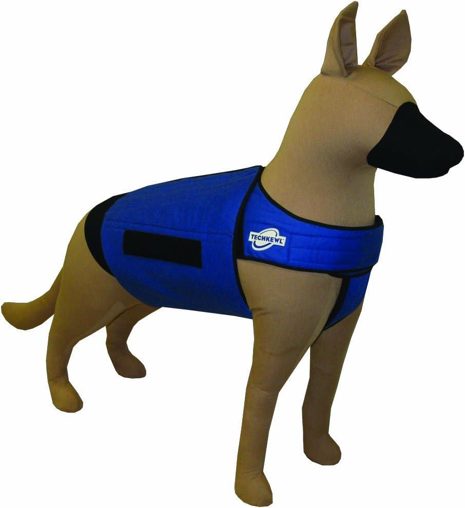 TechKewl Phase Change Cooling Dog Coat