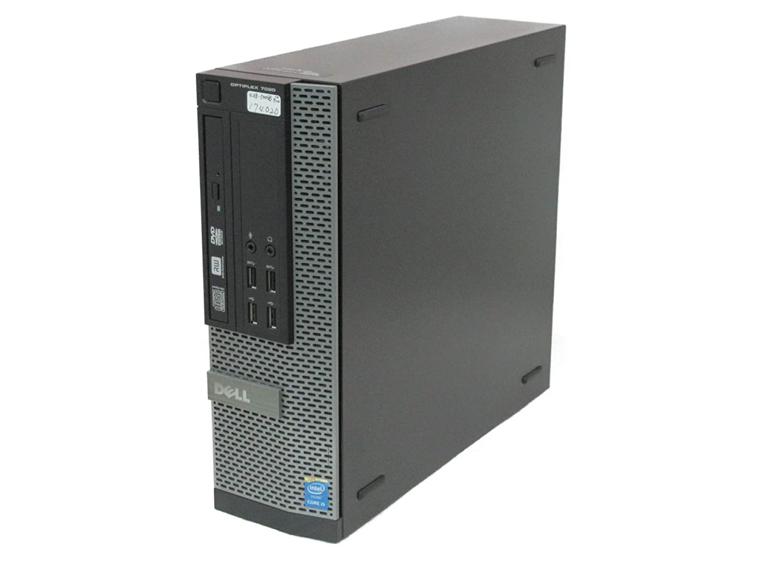 高級品市場 【中古】 デル デル D07S OptiPlex 7020SF 64bit デスクトップパソコン Core i5 4590 3.3GHz メモリ4GB 500GBHDD DVDスーパーマルチ Windows10 Professional 64bit D07S B0776NKH54, トウオンシ:075ff3ee --- arbimovel.dominiotemporario.com