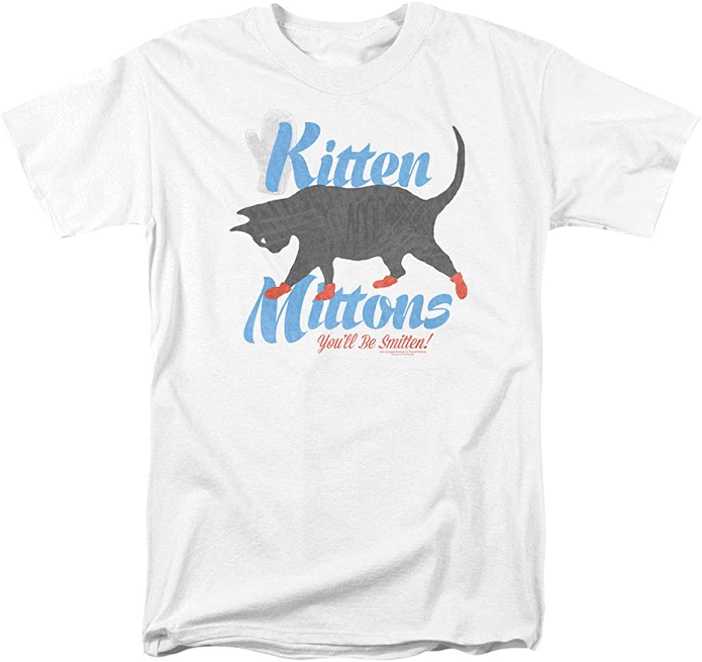 Amazon Com It S Always Sunny In Philadelphia Tv Comedy Kitten Mittens Adult T Shirt Tee Clothing These three little kittens have lost their mittens! it s always sunny in philadelphia tv comedy kitten mittens adult t shirt tee