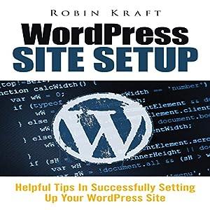 WordPress Site Setup Hörbuch