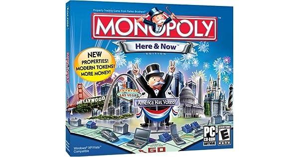 Monopoly Here & Now by Encore: Amazon.es: Videojuegos