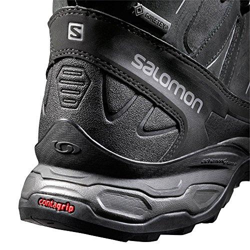 Salomon X Ultra Trek GTX, Scarpe da Escursionismo Uomo nero