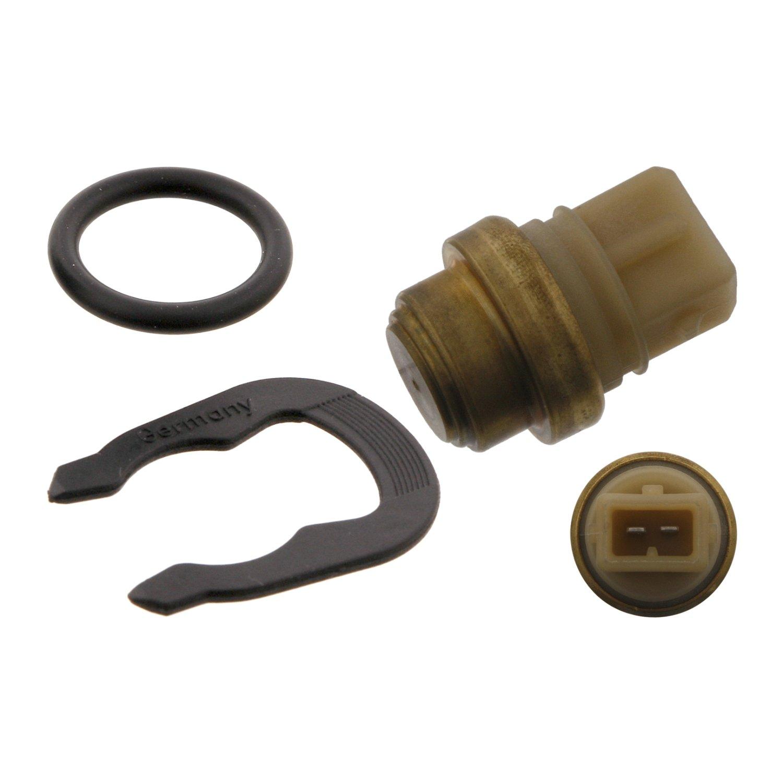 febi bilstein 33888 sensore temperatura refrigirante / termico con anello di tenuta e molla di ritegno | , SEAT, , Febi-Bilstein