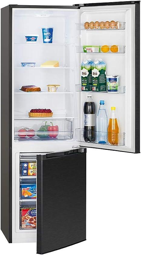 Bomann KG 184 - Refrigerador congelador (A+++/180 cm de altura ...