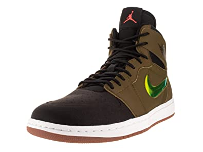 Nike Jordan Men's Air Jordan 1 Retro High Nouv Basketball Shoe (9 D(M