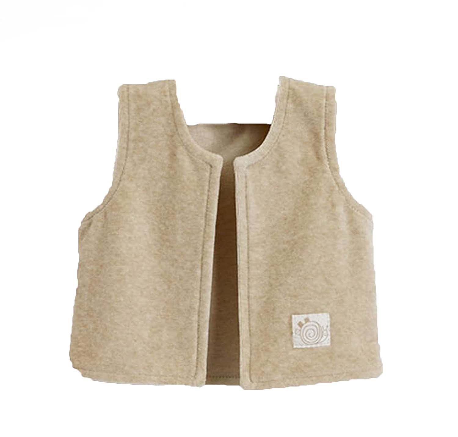 Natures Purest Spots & Stripe Gilet in Gift Bag 0-3 Months
