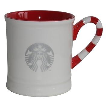 Starbucks Christmas Coffee Mugs.Starbucks Candy Cane Christmas Mug