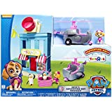 Paw Patrol Skye's Adventure Bay Townset Exclusive