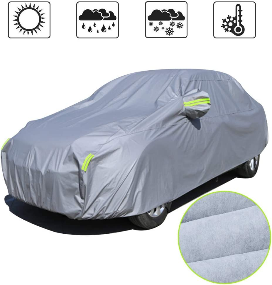 Car Cover for Volvo S60 2001-2020 Outlet ☆ Free Shipping Full Max 60% OFF Outd All Weather Coverage