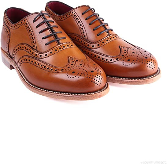Loake Viv Tan Womens Shoe: Amazon.co.uk
