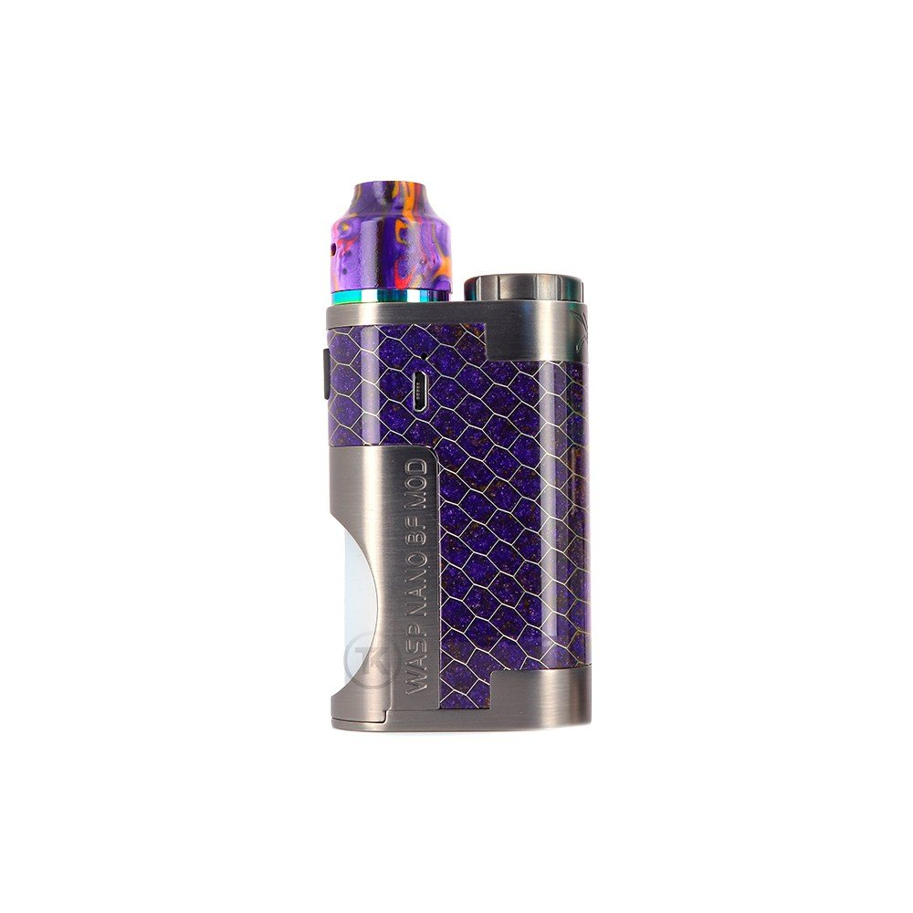 Kit Wasp Nano Mech Squonk Oumier Drogerie Krperpflege Authentic Rda 22mm By