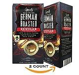 Barissimo German Roasted Vacuum Pack Regular Ground Coffee Fair...