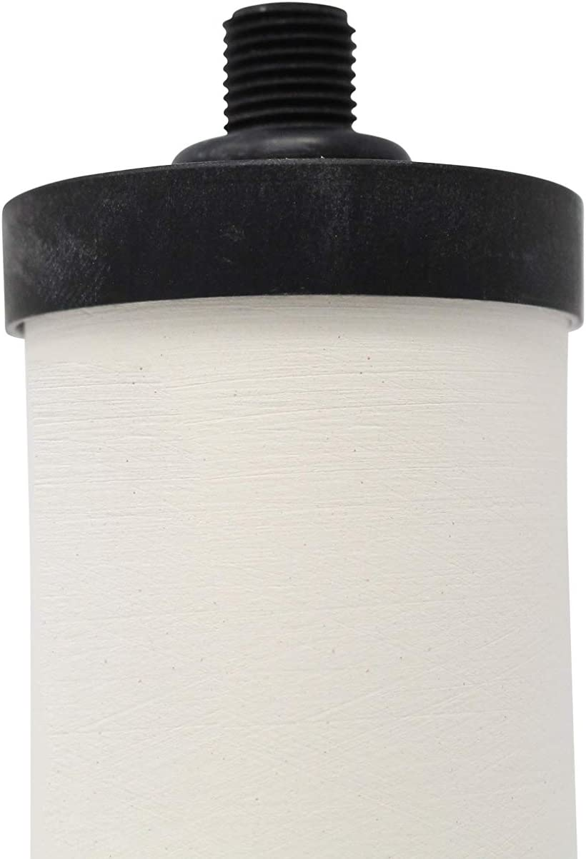 Cartucho de filtro de agua de cerámica Doulton Ultracarb vela ...
