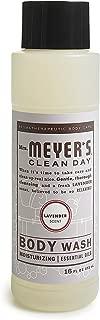 product image for Mrs. Meyer's Body Wash,16 fl oz (Pack 3, Lavender