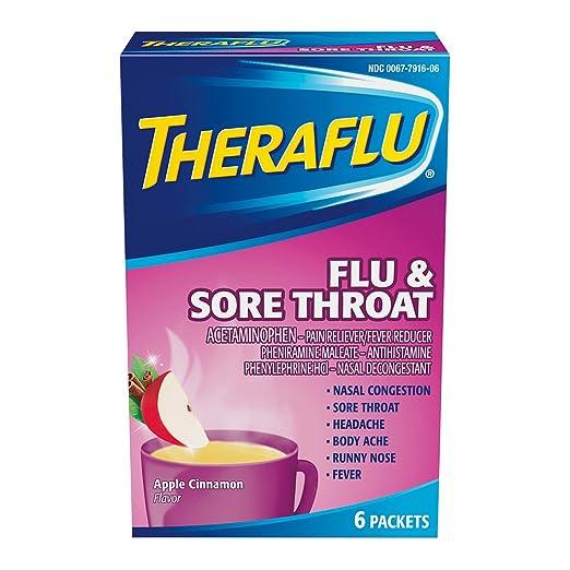 Jarabe para dolor de garganta chile