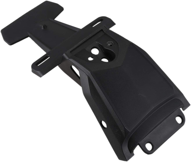 Gaoominy para Tricker XG250 Moto Guardabarros Trasero Guardabarros Solapa de Barro Matr/íCula Luz Intermitente de Se?Al de Giro