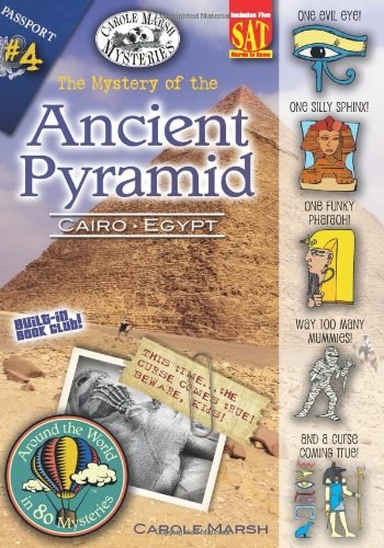 The Mystery of the Ancient Pyramid (Cairo, Egypt) (4) (Around the World In 80 Mysteries)