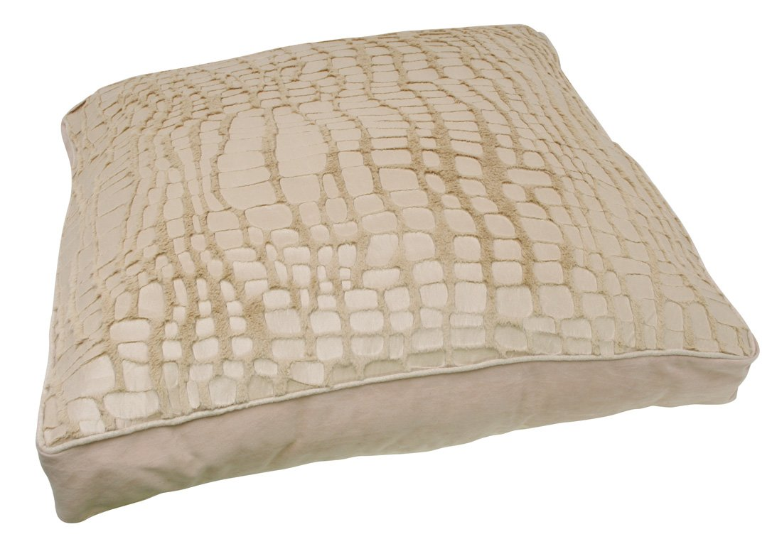 Dogit Style Savage Small Mattress Bed, Beige