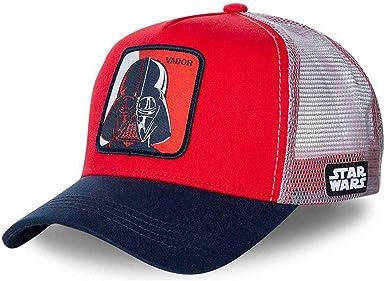 Capslab Trucker Cap Star Wars Darth Vader VAD1-Gorras: Amazon.es ...