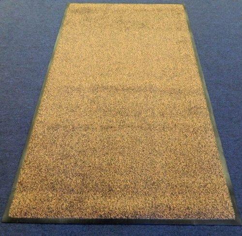 3 x 4 Non Skid Hallway Runner Matting Bronze Indoor Walk Off Entry Mat -Carpet Mat Pro