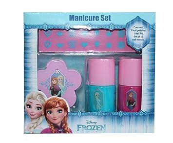 Disney Frozen - Set de manicura (Jugavi FZ.0052.16)