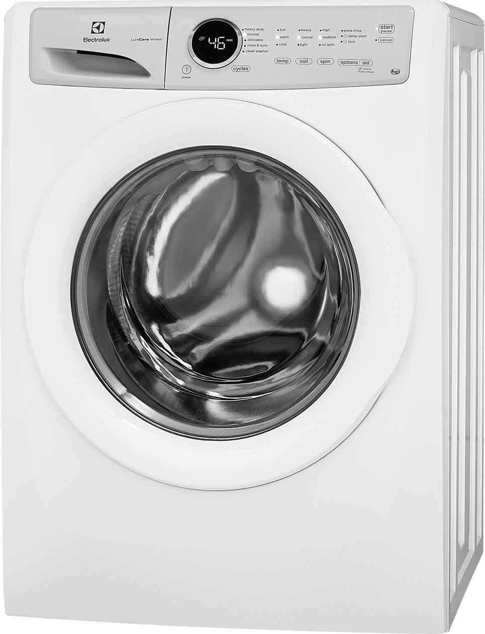 "Amazon.com: Electrolux EFLW317TIW 27"" Front Load Washer ..."