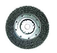 Shark 14140 10-Inch by 1-Inch by 1.25-Inch Crimped Wire Wheel