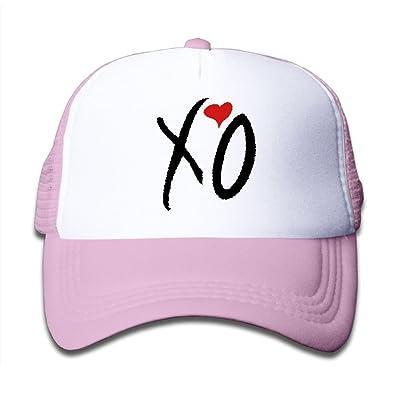 Actuallyhome Children Funny Trucker Hats Adjustable Baseball Caps