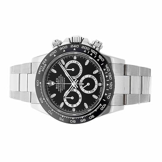 Rolex Daytona automatic-self-wind Mens Reloj 116500 (Certificado) de segunda mano