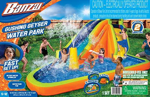 BANZAI Gushing Geyser Water Park