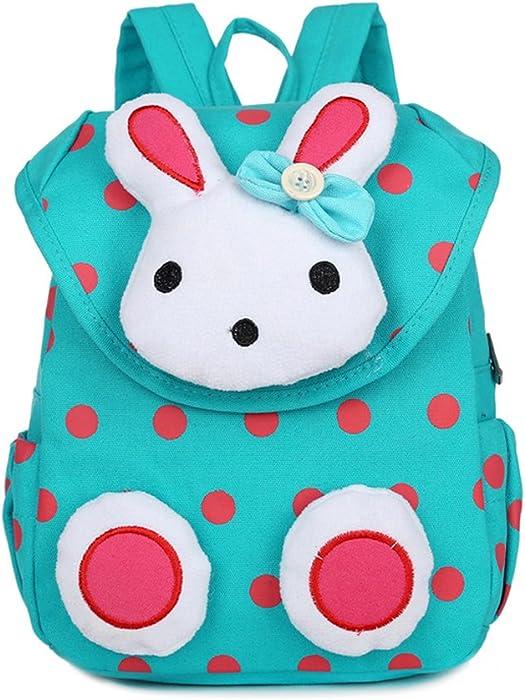 DuuToo Baby School Bag 3D Cute Rabbit Toddler Rucksack Kid Backpack for  Kindergarten Schoolbag 3ef6b5c665dfe