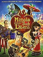 Filmcover Manolo und das Buch des Lebens