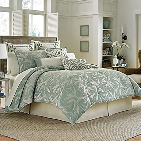 Tommy Bahama Home Bamboo Breeze Queen Comforter Set