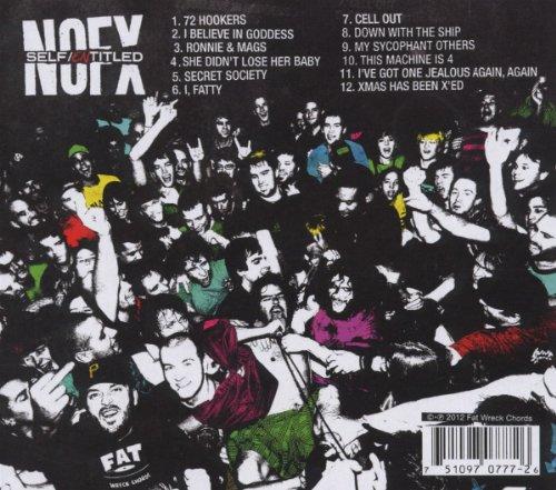 CD : NOFX - Self Entitled (CD)