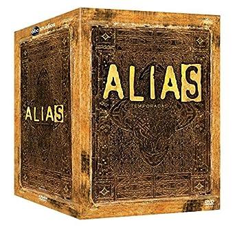 Pack: Alias Colección Completa - Temporadas 1-5 [DVD]: Amazon.es ...
