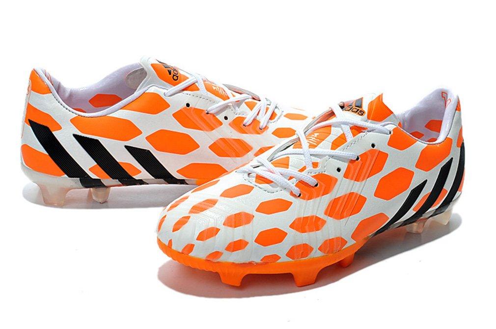 Generic Herren Die Kuh PROTator Instinct XIV FG 14 Rot Fußball Schuhe Fußball Stiefel