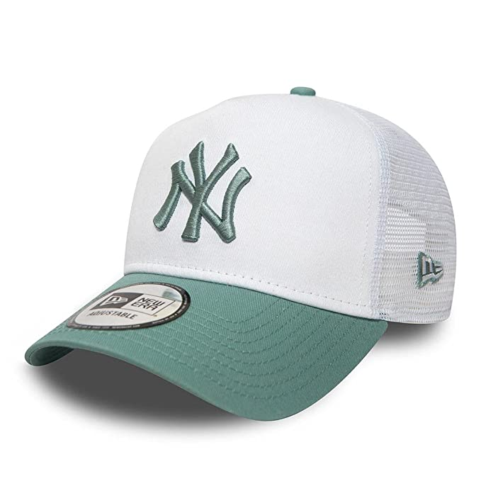 df6919d3112 New Era League Essential Trucker 9Forty AF Cap One Size New York Yankees  Whibkb  Amazon.co.uk  Clothing