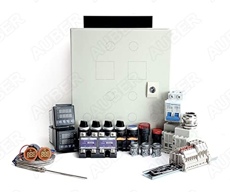 Powder Coating Oven Controller Kit, 240V 50A 12000W (KIT ...
